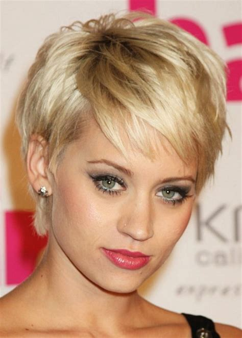 short hairstyles for women over 30 with round face short hair styles for women over 30