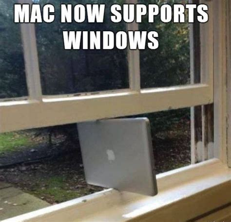 Windows Vs Mac Meme - very funny pics computers funny pictures