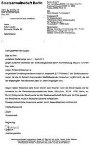 Brief Verfolgung Schweiz Rohe Gewalt Adamlauks