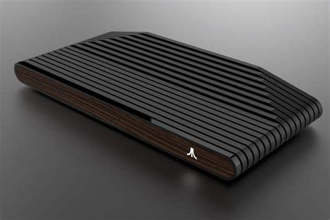 atari console atari s new ataribox console will be like an nes classic