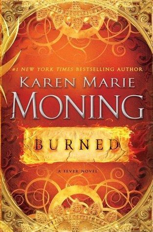 burned a fever novel avis burned de moning fever series vo