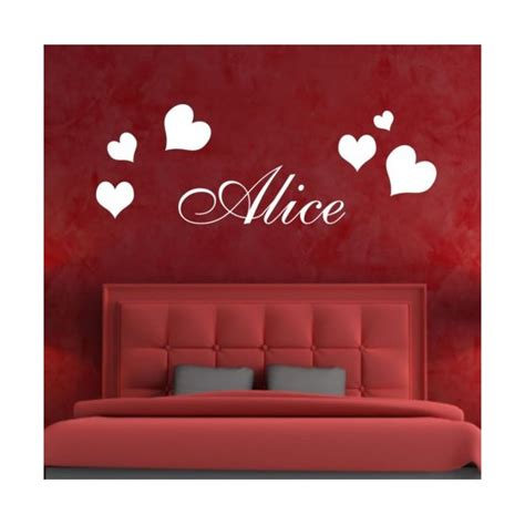 personalised wall stickers uk personalised wall stickers hearts