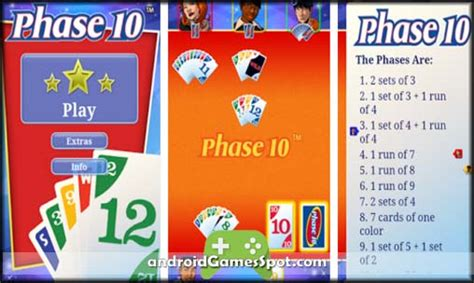 phase 10 apk play phase 10 free phase 10 play your friends apk screenshot the official phase 10 app on