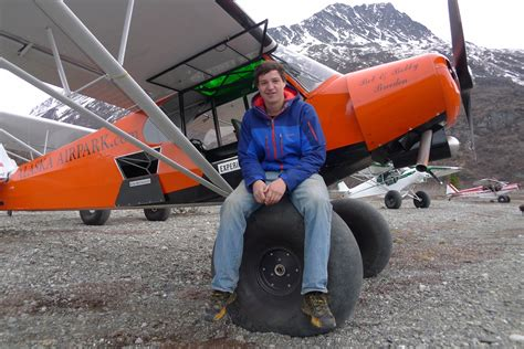 alaska bush pilots take competition cub pilot needs mere to take wired