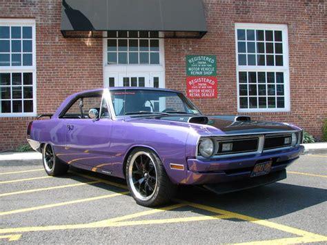 purple dodge dart 1971 dodge dart rides purple dodge dart
