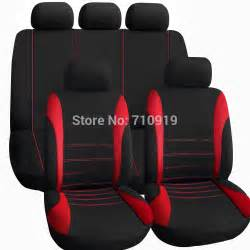 Car Seat Covers Black Tirol T21620b Universal Car Seat Cover Set New Black Gray