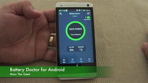 battery doctor for android battery doctor for android