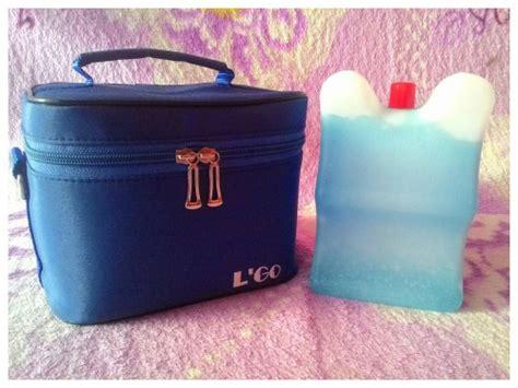Storage Bag Storage Tool Tempat Menyimpan Apa Aja cooler bag asi l go toto bungaasi