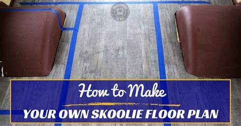 Picture Of A Floor Plan designing a skoolie floor plan is not hard when you follow these steps
