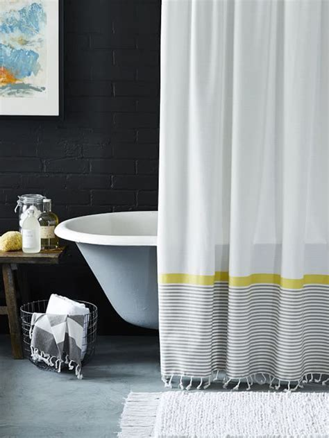 West Elm Medallion Shower Curtain Decor Trends From New York Fashion Week 2016 Hgtv S Decorating Design Hgtv