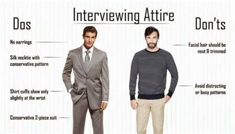 Simple Formal Attire For Job Interview