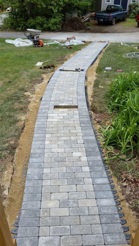 brick paver walkway norcon construction inc