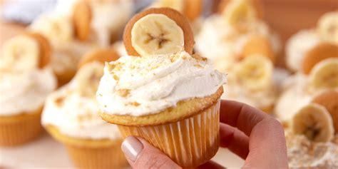 banana pudding cupcakes    banana pudding