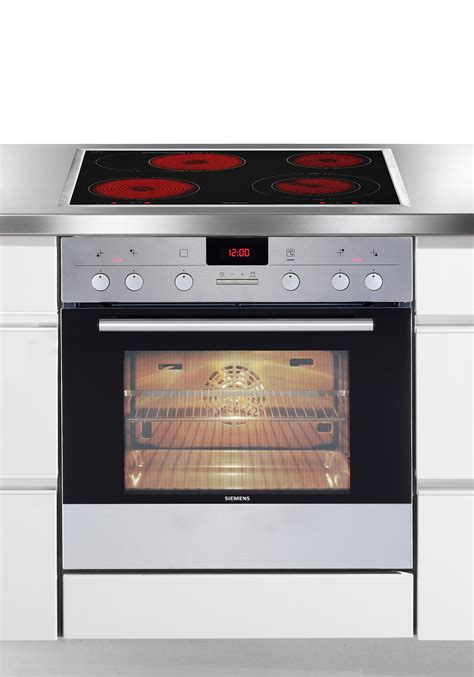 Backofen Siemens by Siemens Herd Set Quot Eq271ek1vb Quot Mit Backwagen Kaufen Otto