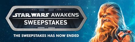 Disney Park Sweepstakes - star wars awakens sweepstakes disney parks