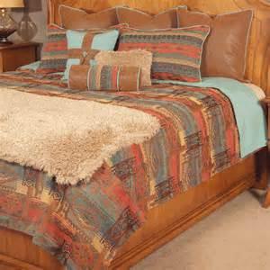 western bedding king size sedona coverlet set lone