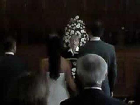 Wedding Aisle Songs Emotional by Alex Carla S Wedding Walking The Aisle