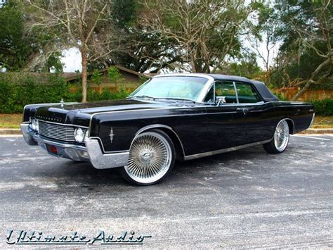 School Lincoln Continental by School Lincoln Continental Lincoln Continental 5