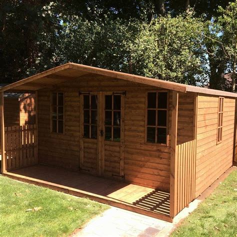 Bespoke Sheds Uk by Bespoke Sheds Summer Houses West Midlands Singletons Nurseries Bromsgrove