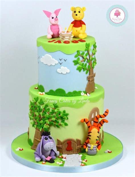 Mini Character Pooh Tiger Eeyore Diskon best 25 winnie the pooh cake ideas on