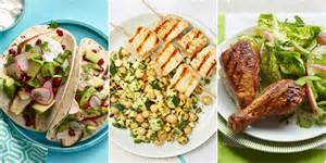 easy summer dinner 60 best summer dinner recipes and easy summer meal