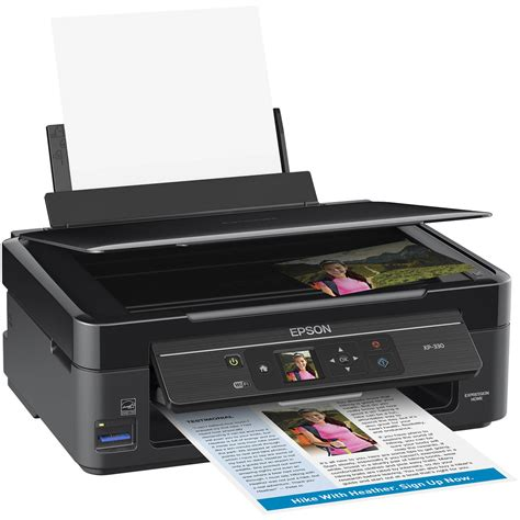 Printer Epson Xp 310 epson expression home xp 310 small in one wireless printer ink home review