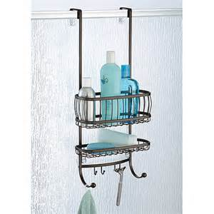 shower caddy door interdesign york the shower door shower caddy