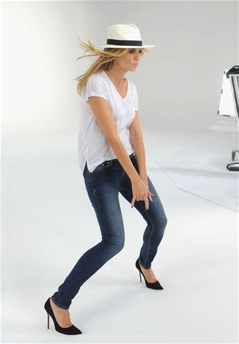Heidi Klum By Jordache The Denim Collection 2 by Jordache Commercial Featuring Heidi Klum
