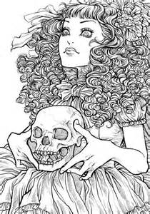 skull coloring pages for adults day of the dead sugar skull you don t to be a kid