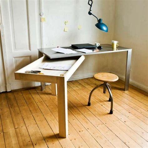 Creative Desk Ideas For Small Spaces 55 Ideas De C 243 Mo Aprovechar Y Ahorrar Espacio En El Hogar Vida L 250 Cida