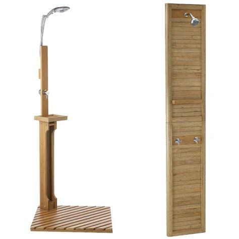 doccia legno doccia da giardino in legno duylinh for