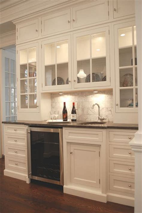 wet kitchen cabinet wet bar by kitchen design diary love the white cabinets