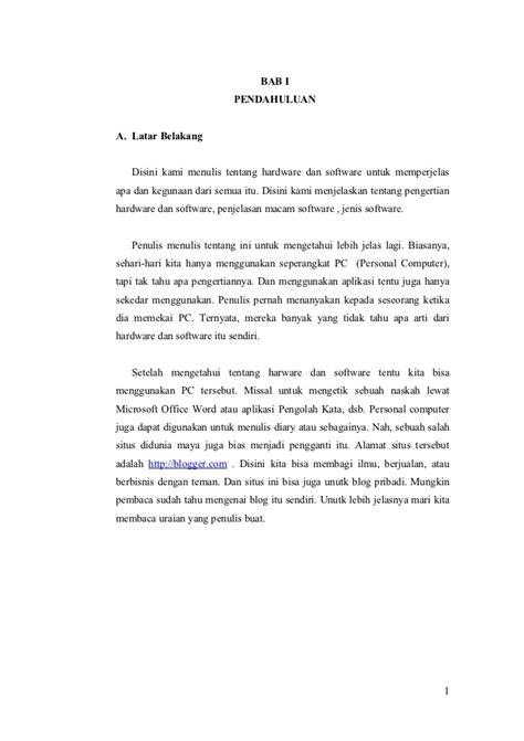 Kumpulan Software Marketing kumpulan makalah hardware software and