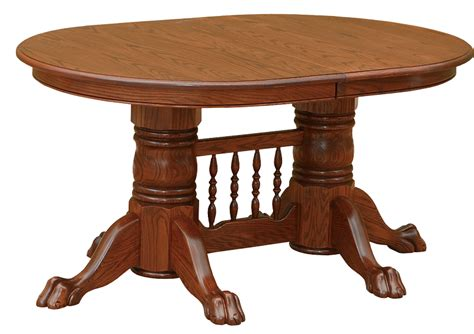 Dining Room Table Pedestal by Wooden Table Png Image