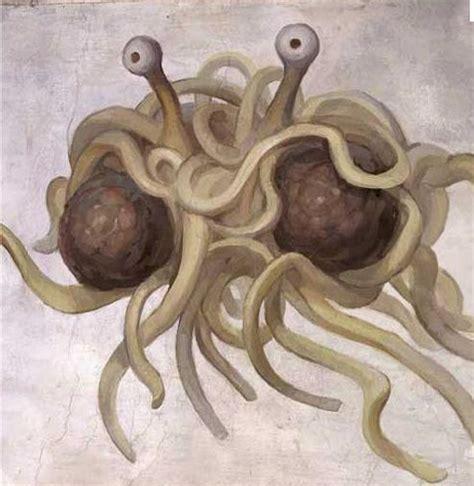 spaghetto volante prodigioso spaghetto volante diospaghetto
