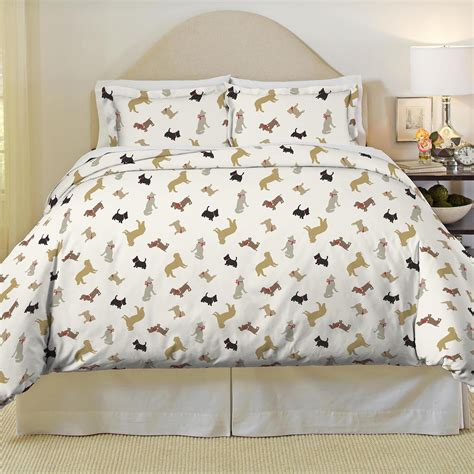 dog bed sheets dog bedding set dog silhouette toddler bedding collection