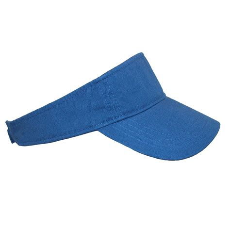 Eye Visor Cap garment washed cotton sun visor cap by valucap specialty