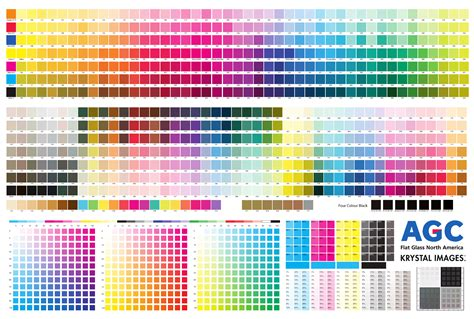 Forms Of Resume Sample by Cmyk Color Chart Sample Free Download