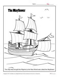 mayflower coloring page mayflower thanksgiving coloring pages cooloring