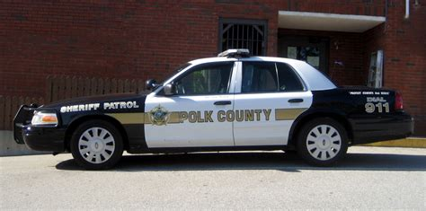 polk county sheriff car images
