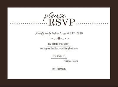 wedding invitation response card wording weddinginvite us