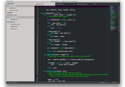 sublime themes editor 35 cool sublime text themes designbeep
