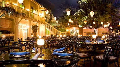 blue restaurant blue bayou restaurant disneyland resort