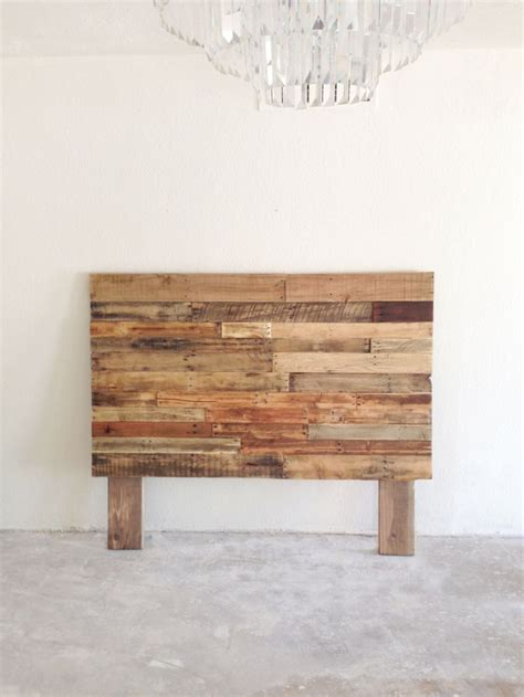 Wood Board Headboard by 25 Best Ideas About Headboard On