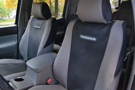 Toyota Tacoma Trd Seat Covers Tacoma Passenger Seat Cover Doesn T Fit Tacoma World