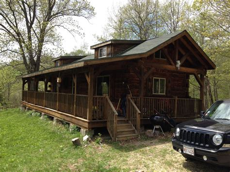 Amish Meadow Lark Cottages Amish Cabin On 40 Acres Of Woods And Meadow Vrbo