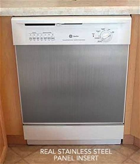 stainless steel dishwasher stainless steel dishwasher panel cover