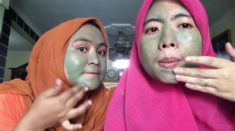 Masker Merk Jafra vlog 2 mud mask jafra review