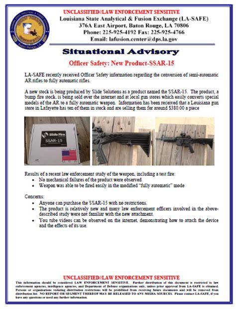 crime bulletin template u les louisiana fusion center slide fully