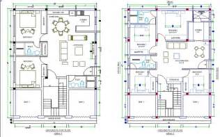 Home Design Cad Gallery For Gt Cad Drawing House